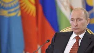 Putin renueva en un 75 % su gobierno