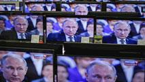 """Ir al VideoPutin: """"Las sanciones no son por Ucrania, persiguen contener el desarrollo de Rusia"""""""