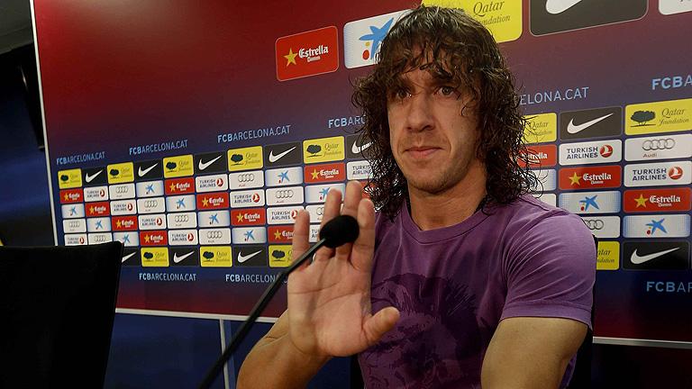 """Puyol, sobre la Eurocopa: """"Creo que es imposible"""""""