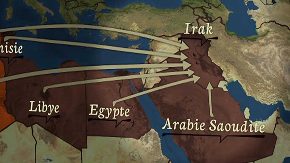 La noche temática - Al Qaeda en el Magreb
