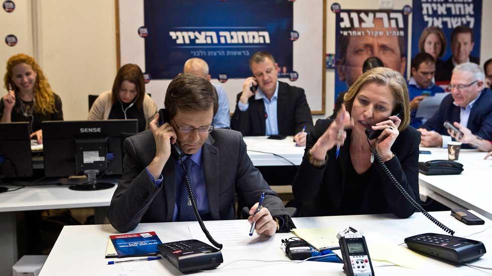 Los partidos minoritarios pueden inclinar la balanza en Israel