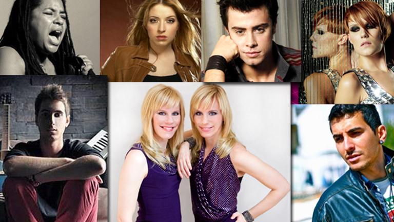 """Eurovisión 2012 - """"Quédate c"""