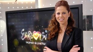 """La mañana de La 1 - Pastora Soler cantará en Eurovisión """"Quédate conmigo"""""""