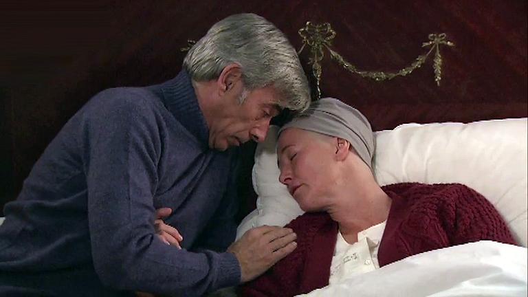 """Cuéntame cómo pasó - """"Quiero dejar la quimioterap"""
