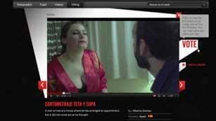 Cinco españoles entre los finalistas del festival promovido por Ridley Scott