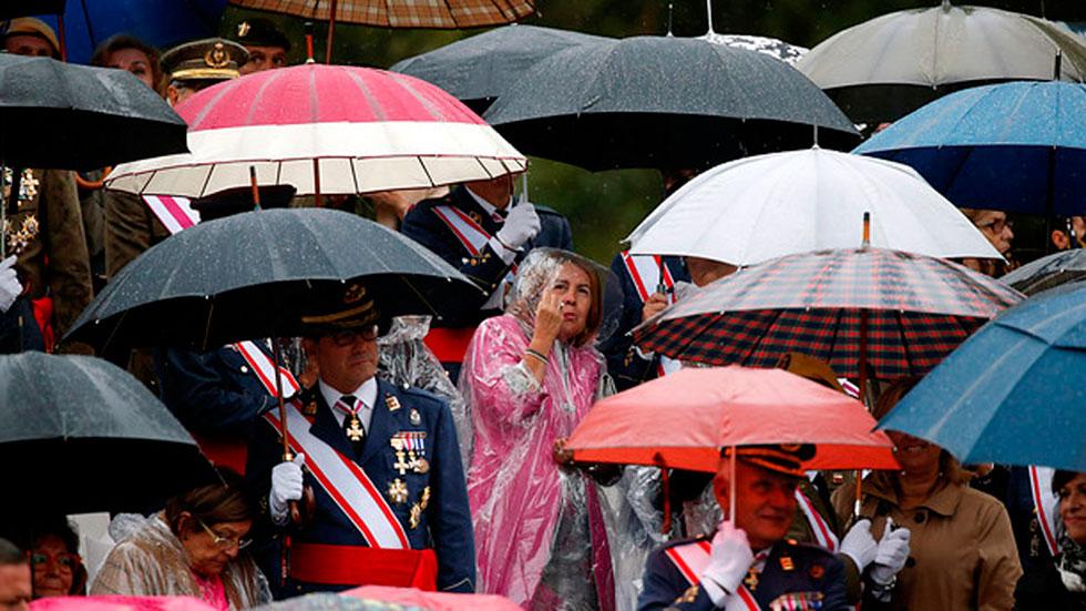 Quince provincias en alerta por lluvias que serán más intensas en Cataluña