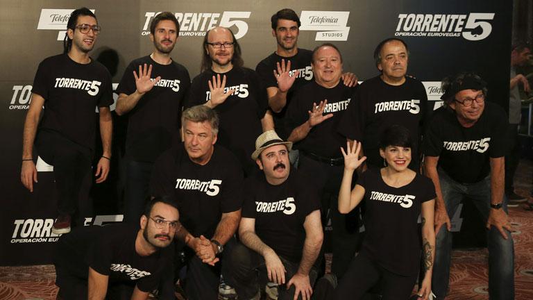Santiago Segura ya tiene lista la quinta entrega de la saga Torrente