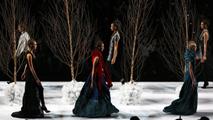 Ir al VideoQuinta jornada de la Mercedes-Benz Fashion Week Madrid