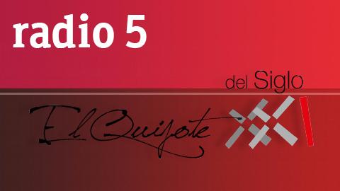 Radio 5 con Cervantes