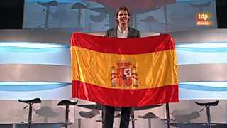 Londres 2012 - Presentación de Rafa Nadal como abanderado del equipo olímpico español