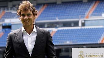 Corazón - Rafa Nadal, tenis solidario