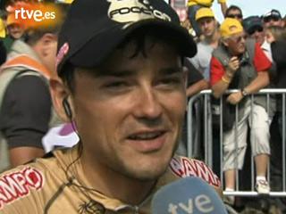 Rafa Valls, la revelación del Tour