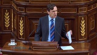 Rafael Hernando le dice a Iglesias que nunca será presidente del Gobierno