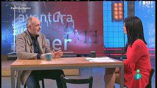 La Aventura del Saber.  Rafael Maluenda. Cinema Jove