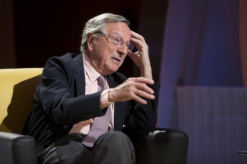 Rafael Moneo ha ganado el premio Pritzker, un galardón que podría definirse como el Nobel de arquitectura