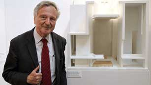 Ver vídeo  'Rafael Moneo es el nuevo Príncipe de Asturias de las Artes'