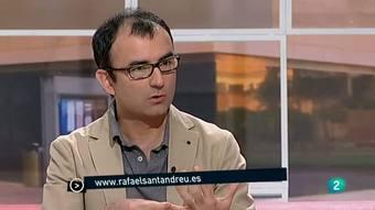 Para Todos La 2 - Entrevista: Rafael SantAndreu -  El miedo