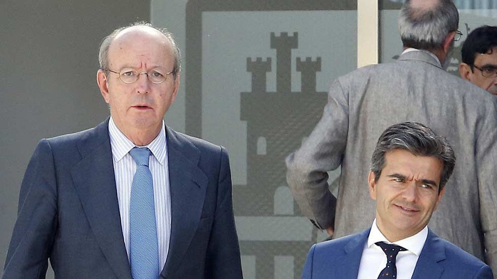 Rafael Spottorno, exjefe de la Casa del Rey, entendía que las 'tarjetas black' eran de libre disposición y que tributaba por ellas