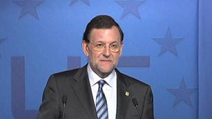 Rajoy afirma que no se plantea pedir a Europa la compra de deuda española