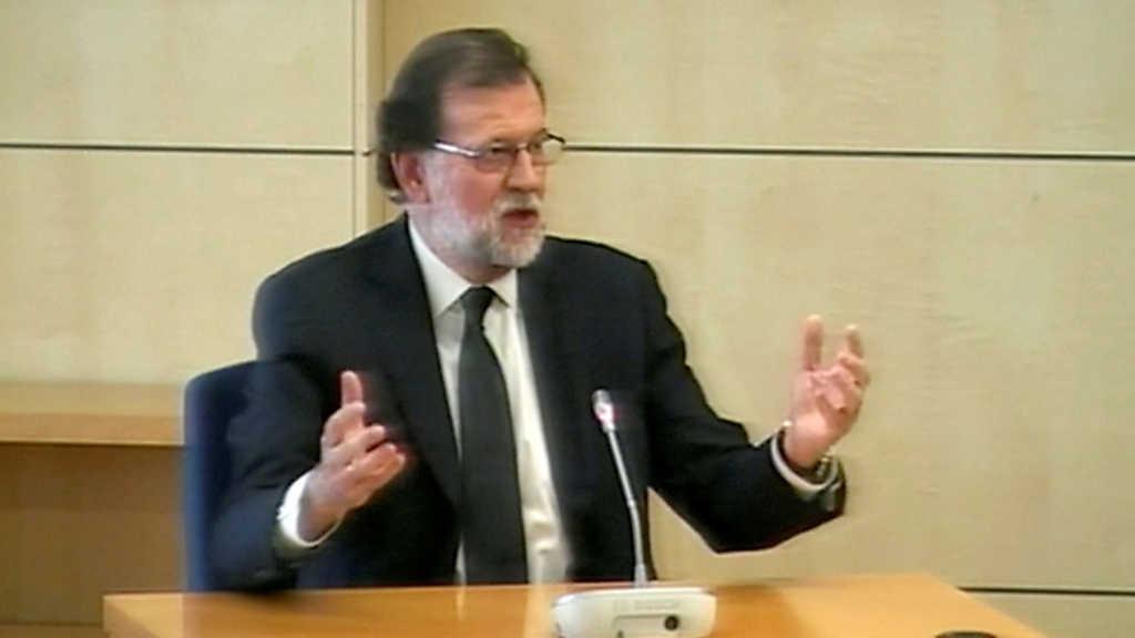 Informe Semanal - Rajoy, ante la Audiencia
