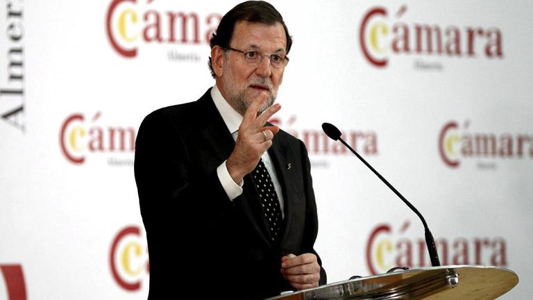 Rajoy asegura que al final de la legislatura se habrá superado la crisis económica