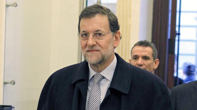 """Rajoy asegura que la reforma laboral sentará """"las bases del crecimiento futuro"""" económico y de creación de empleo"""
