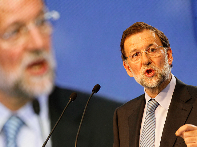 Rajoy de campaña en Castilla y León