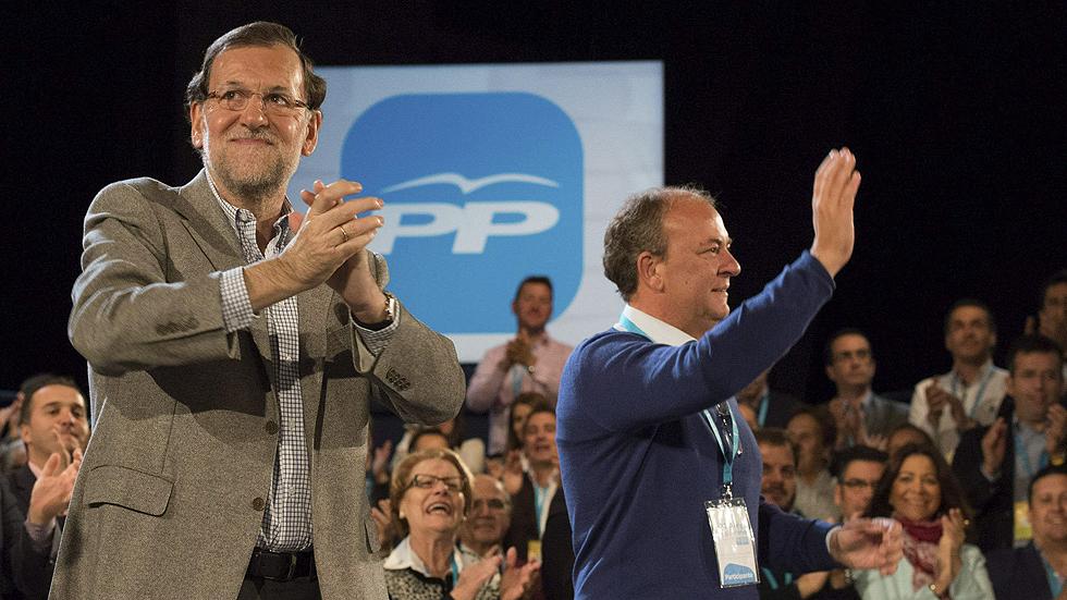 Rajoy comparecerá en el Congreso con medidas anticorrupción