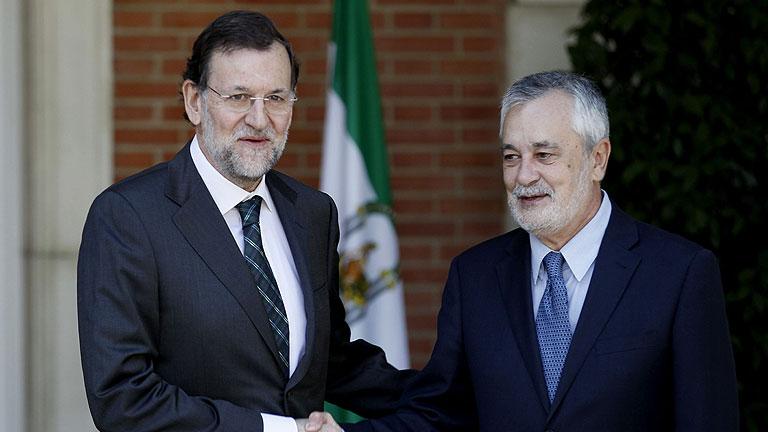 Rajoy confirma a Griñán que convocará la Conferencia de Presidentes en septiembre
