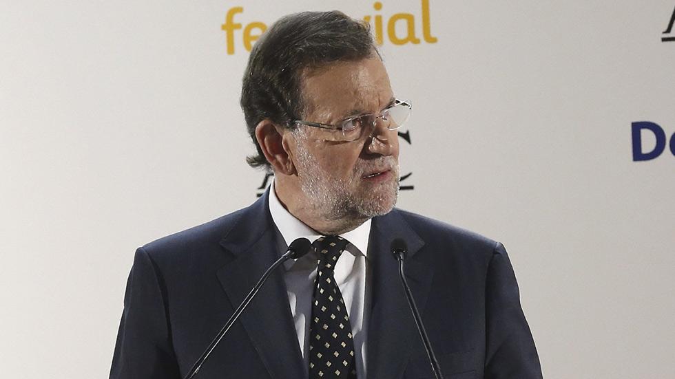 Rajoy presenta al PP como la única fuerza política capaz de consolidar la recuperación económica