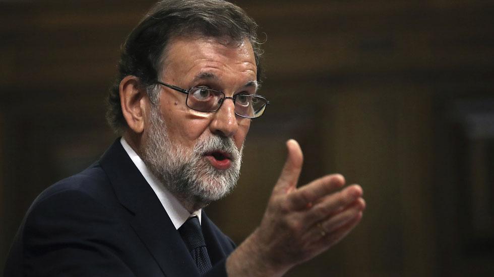 Rajoy critica el uso 'caprichoso e improcedente' que hace Unidos Podemos de la moción de censura