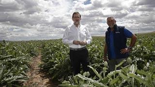 """Rajoy defiende las diputaciones provinciales, que """"no tienen déficit"""" y """"atienden al mundo rural"""""""