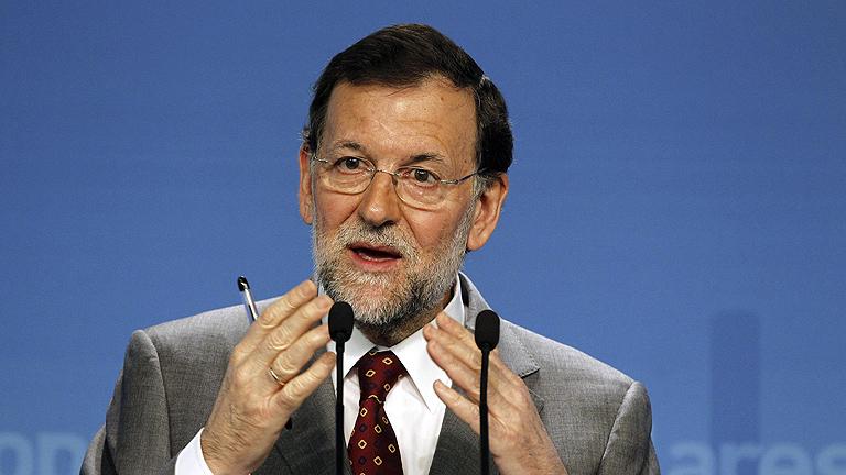 Rajoy defiende la inyección de dinero público en Bankia