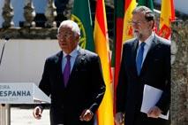 """Rajoy destaca la """"capacidad de adaptación"""" de España y Portugal para salir de la crisis"""