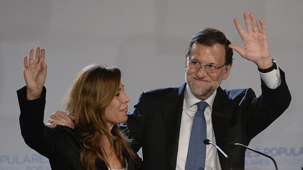 Rajoy dice que la economía ha entrado en un ciclo positivo