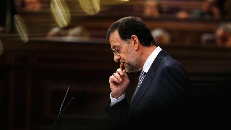 """Rajoy: """"Dije que bajaría impuestos, y los estoy subiendo"""""""