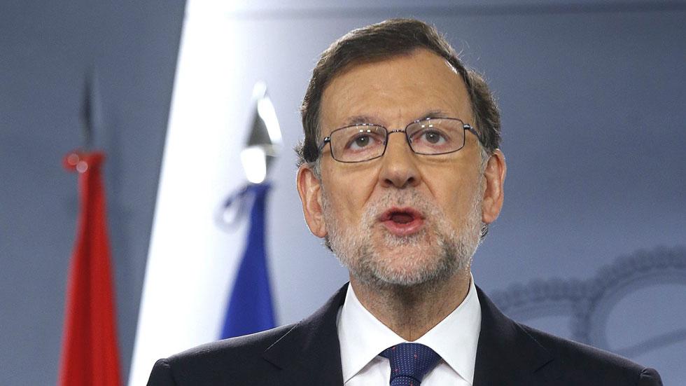 """Rajoy dirige un mensaje de """"serenidad y tranquilidad"""" a los españoles tras conocerse el 'sí' al Brexit"""