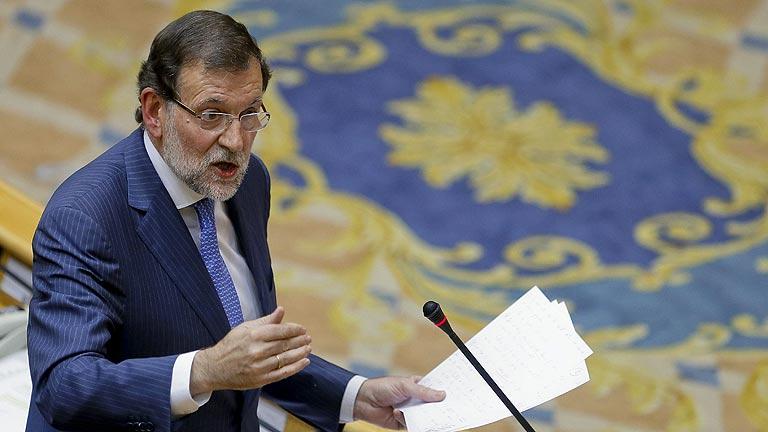 Rajoy emplaza al PSOE a aclarar qué reforma de la Constitución quiere y para qué