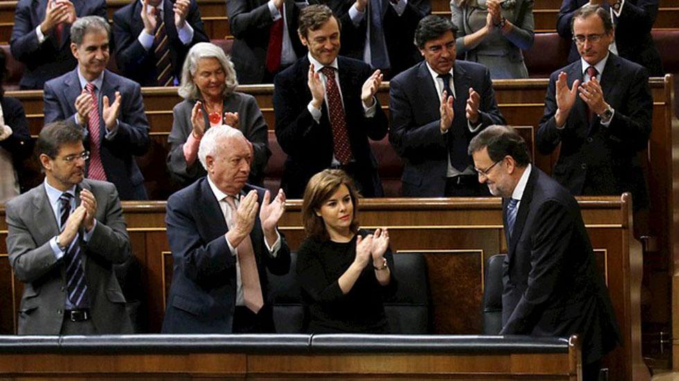 """Rajoy: """"España no está corrompida. Tiene algunos corruptos que están saliendo a la luz"""""""
