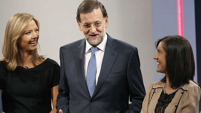 """Rajoy, sobre la Diada: """"En España no estamos para grandes algarabías"""""""