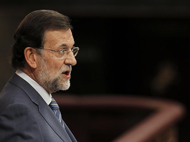 """Rajoy: """"¿Hasta cuándo se plantea el señor Rodríguez Zapatero seguir con esta agonía?"""""""