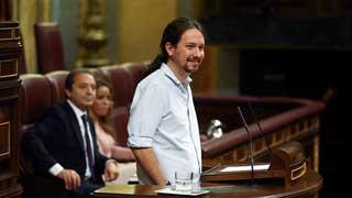 Rajoy e Iglesias protagonizan un debate cargado de reproches e ironía