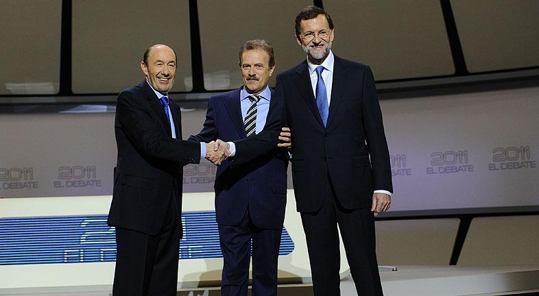 Rajoy insiste en la austeridad mientras Rubalcaba apuesta por los estímulos