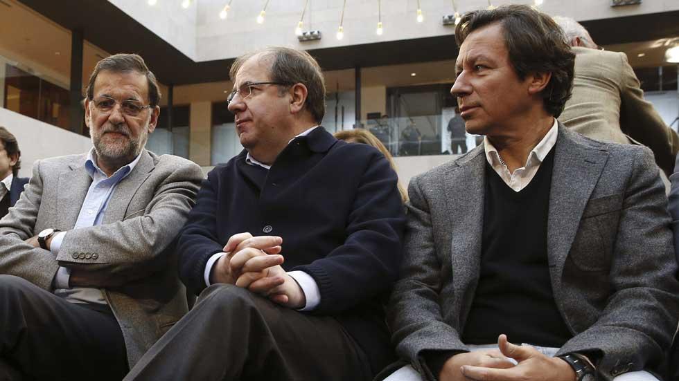 Rajoy ha insistido en la vigencia de la Carta Magna