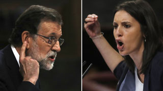 Rajoy y Montero han protagonizado varias réplicas y en todas, han empleado los mismos argumentos