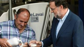 """Rajoy: """"No es lógico que el partido más votado haga presidente al candidato del segundo, tercero o cuarto"""""""