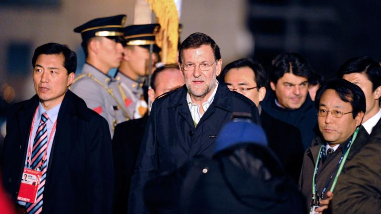 Mariano Rajoy no ha comentado los resultados de las elecciones