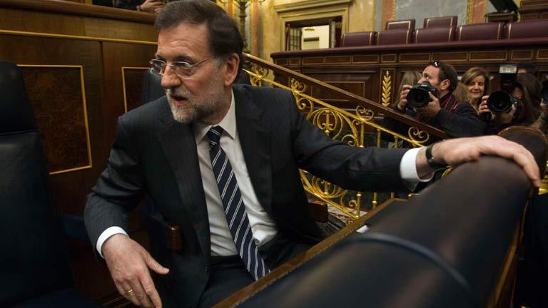 A Rajoy no le sorprende la recesión porque la situación es muy difícil