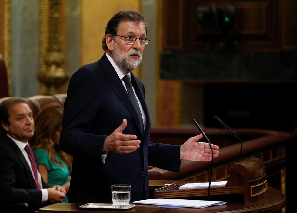 """Rajoy no ve capacitado a Iglesias para gobernar porque sería """"letal"""""""