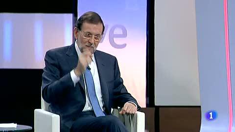 """Rajoy: """"Nuestros compromisos de déficit público los vamos a cumplir"""""""